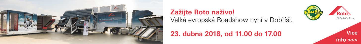 banner ROTO roadshow