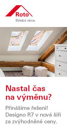 Střešní okna Roto