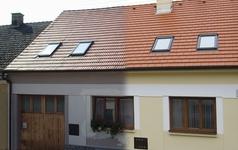 Vizualizace nové střechy